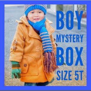 Other - BOY MYSTERY BOX SIZE 5T FALL/WINTER